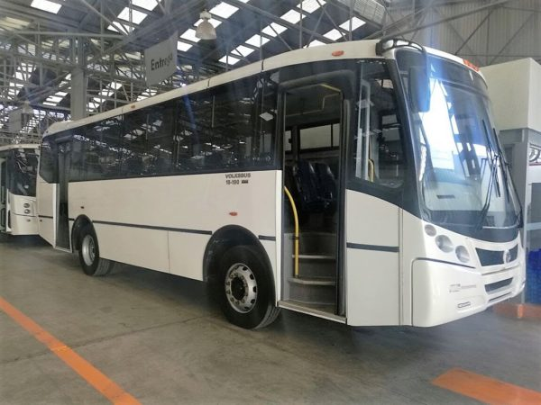 Autobús transporte de personal