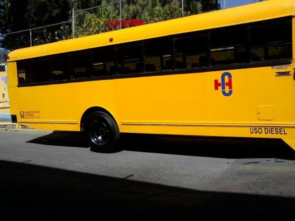 Transporte escolar y de personal