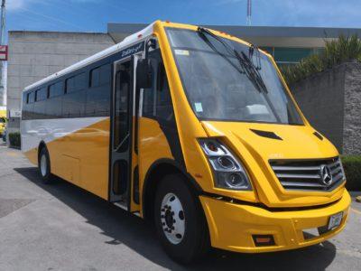 Autobus escolar GO Transportes